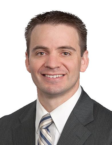 Dr. Jordan Wallin headshot
