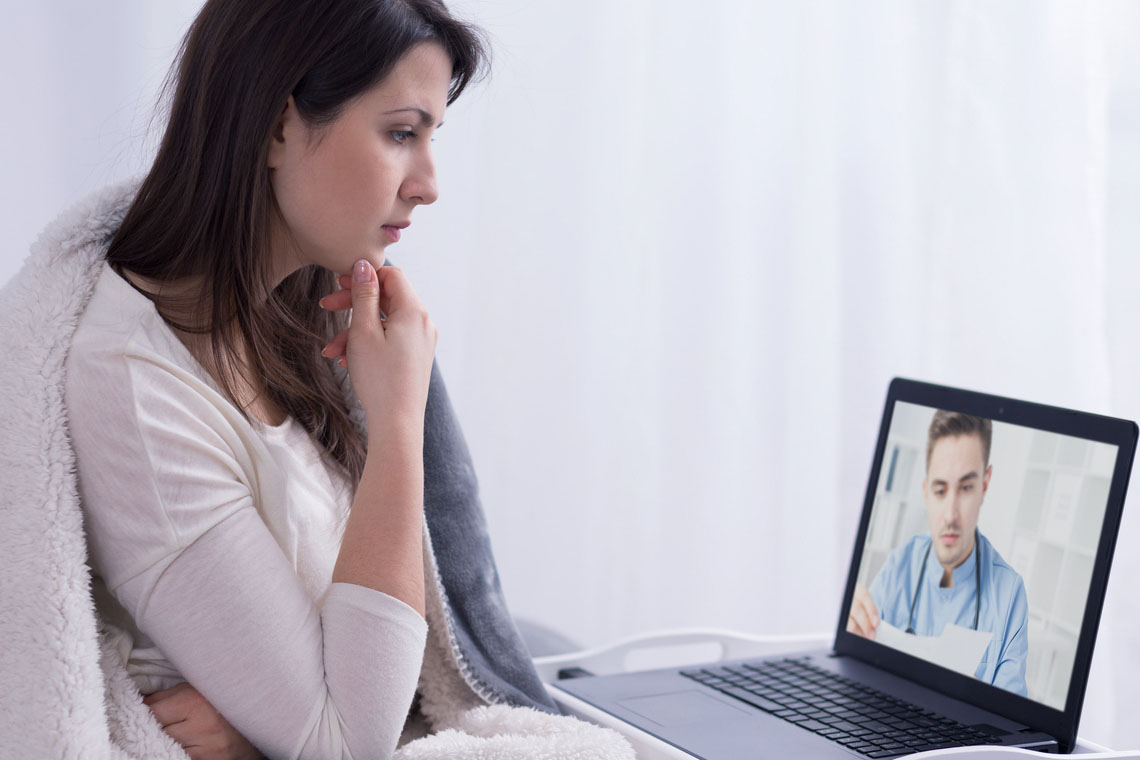 What to Expect in a Video Consultation
